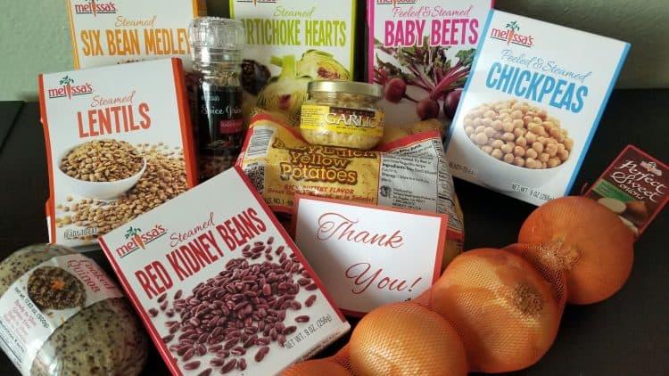melissa's produce pantry box