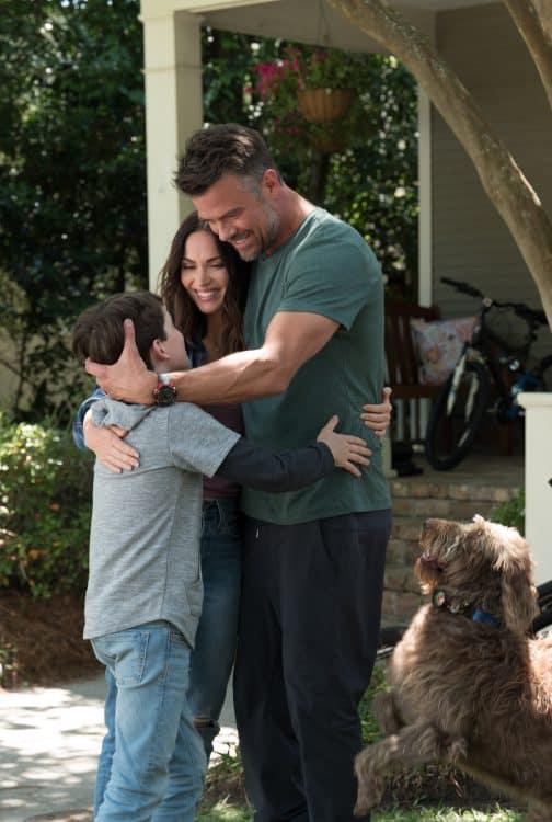 think like a dog family photo