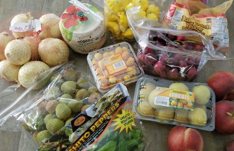produce from melissa's produce