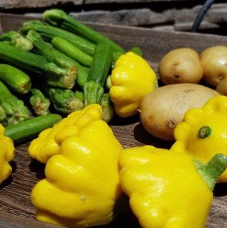 melissa's produce squash and zucchini