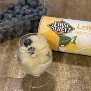 lemonade granita recipe