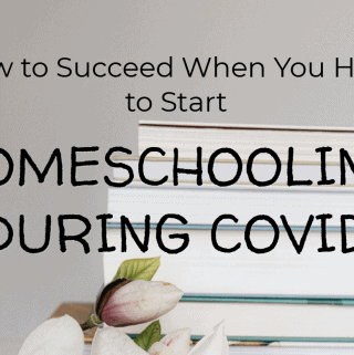 homeschooling during COVID