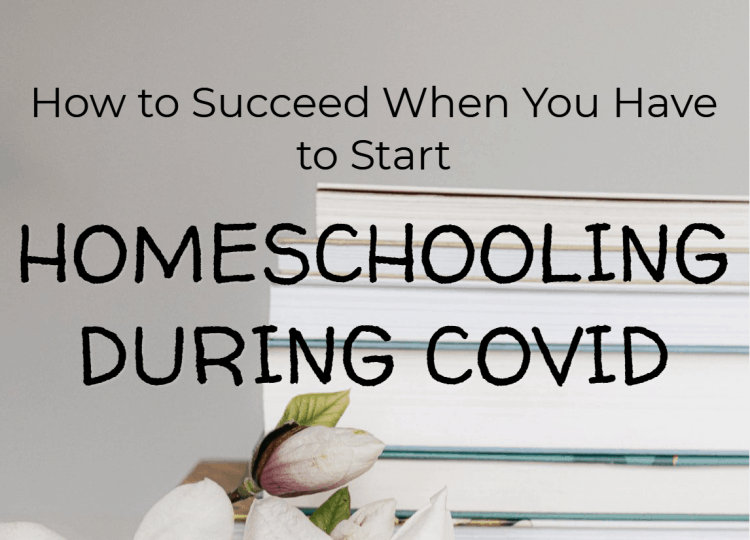 homeschooling because of COVID