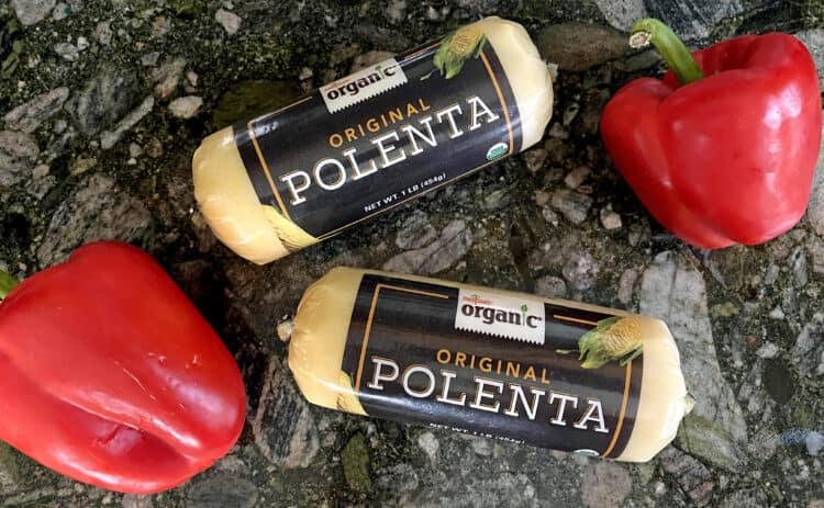 melissa's produce polenta tubes