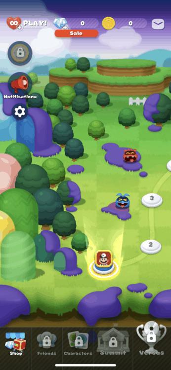 dr mario world nintendo mobile game