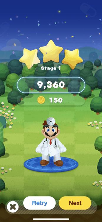 dr. mario world nintendo app game