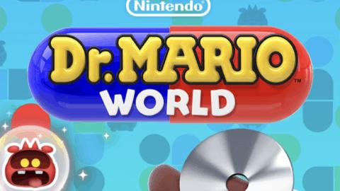 dr. mario world nintendo mobile app