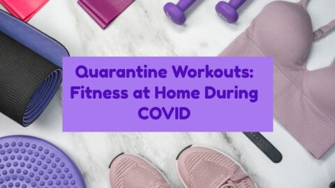 quarantine workouts for fitness at home