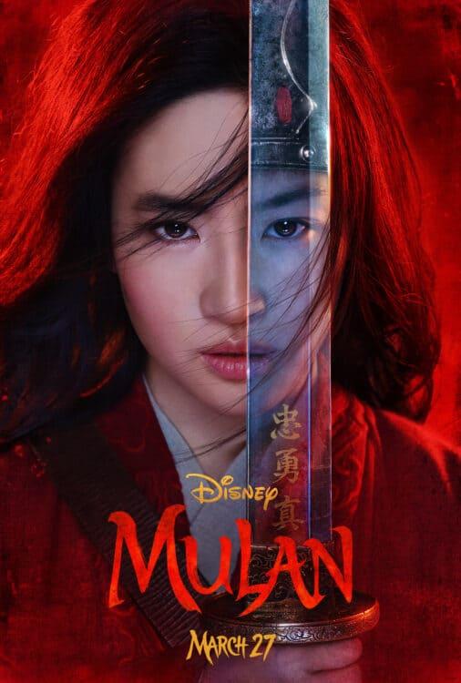 Disney's mulan streams on Disney Plus