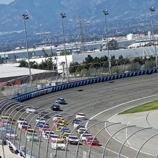 2021 nascar season schedule five wide at auto club 400