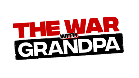 the war with grandpa cast interview