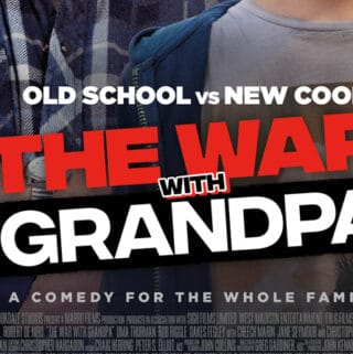 the war with grandpa review