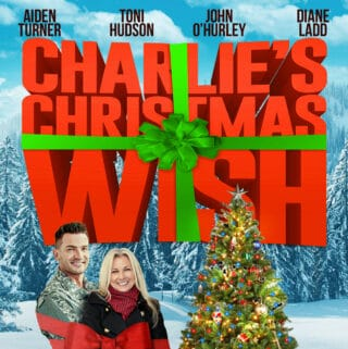 Charlie's Christmas wish on blu-ray