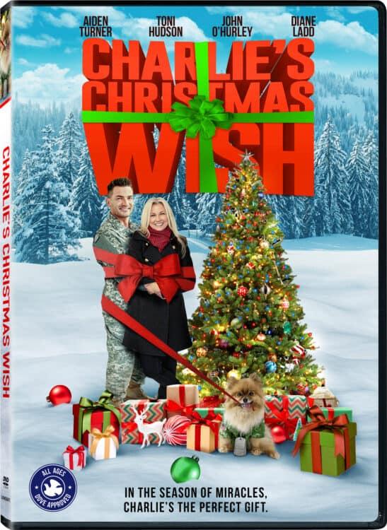 Charlie's Christmas wish on blu-ray