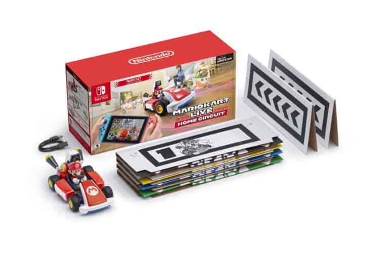 nintendo Mario cart live