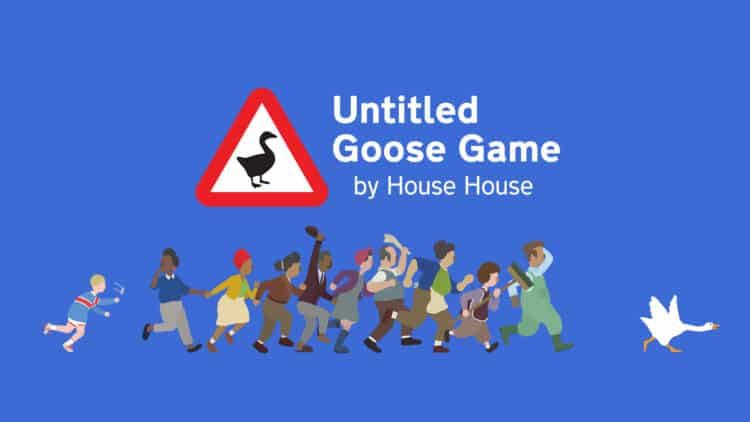 untitled goose game by Nintendo