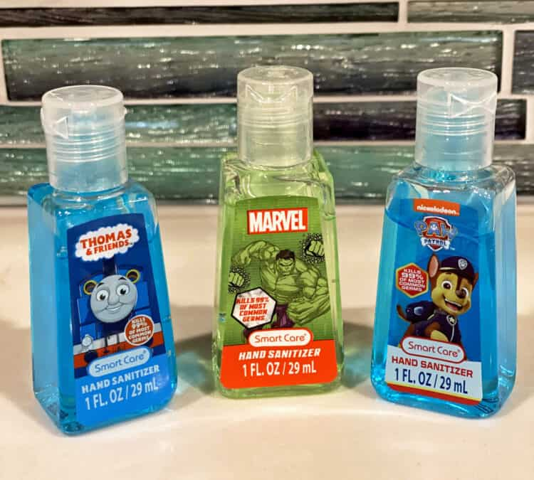 choosing safe hand sanitizers