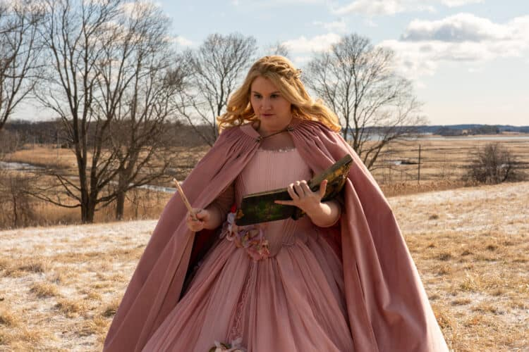 Jillian Bell in new godmothered movie
