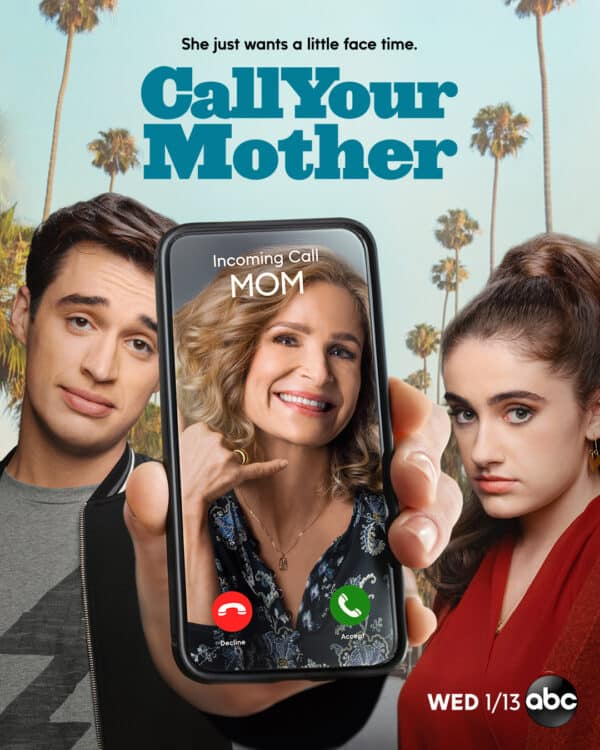 quarantine comedy with call your mother on ABC