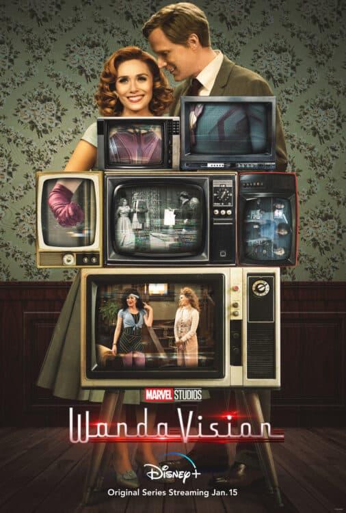2021 Disney slate WandaVision