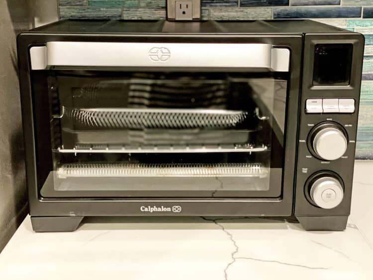 calphalon toaster oven air fryer