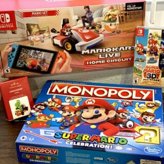 nintendo fun activities for families