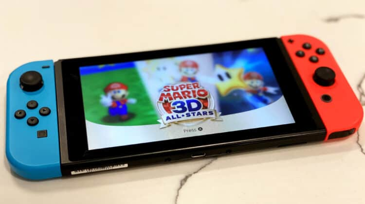 Mario 3d all stars for Nintendo Switch