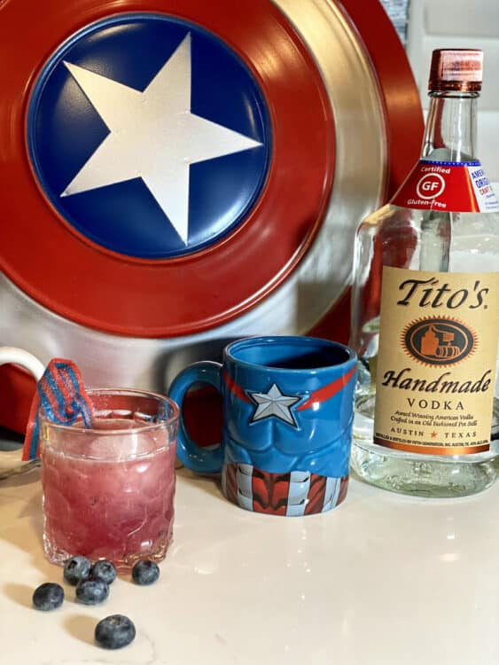 on your left marvel cocktail recipe