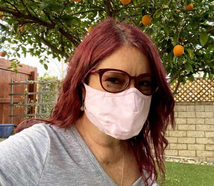sensory friendly face mask giveaway