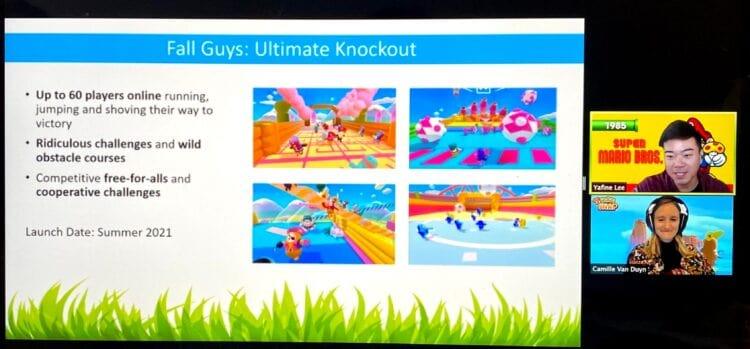 Nintendo ultimate knockout Nintendo spring releases