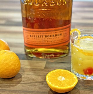 bourbon tangerine sour recipe
