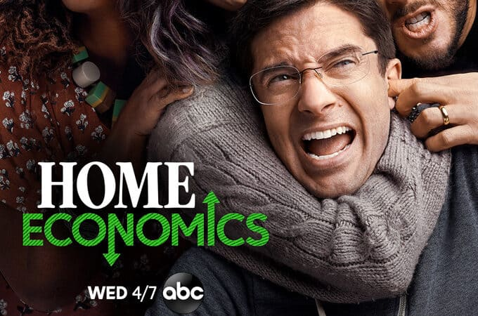 interview with karla Souza for abc's home economics