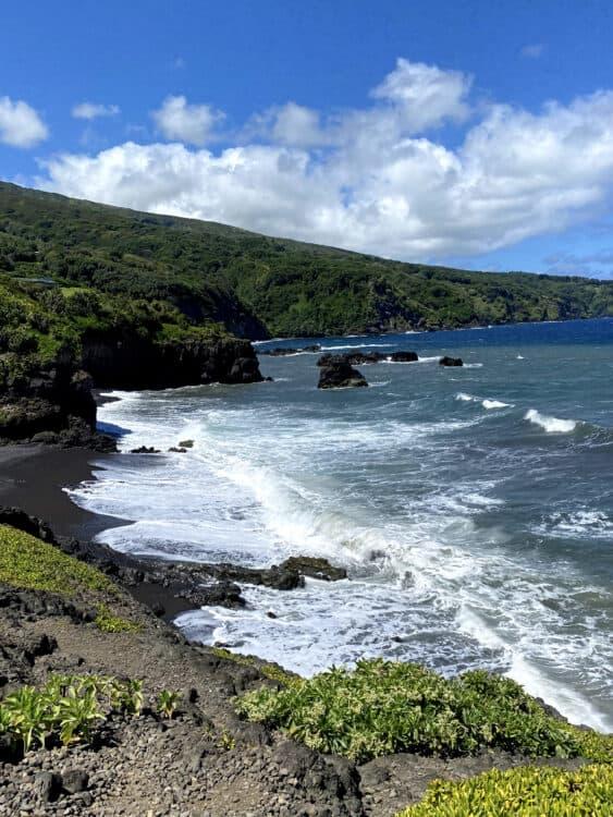 Haleakala National Park coast