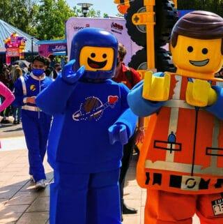 new Legoland rides