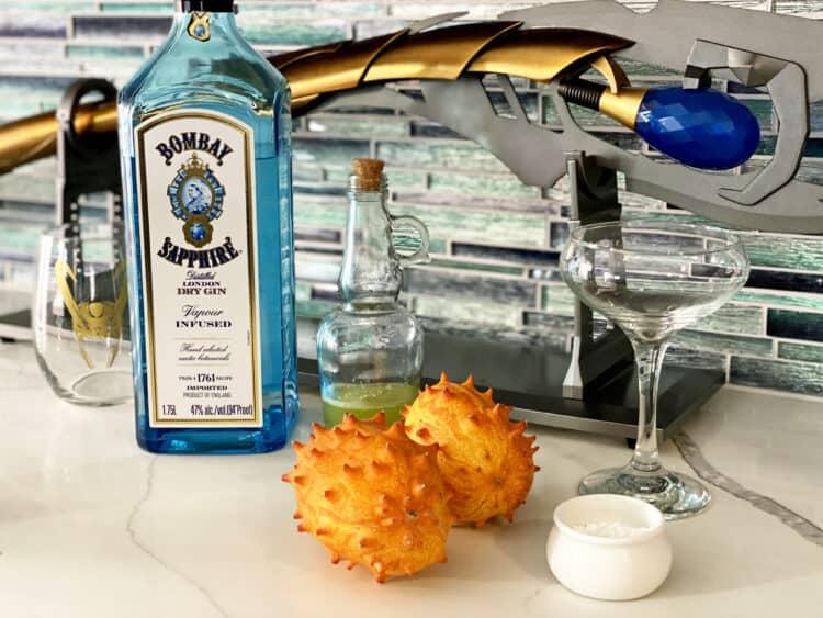 god of mischief gin gimlet recipe
