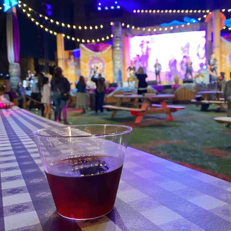 knott's 100 boysenberry wine