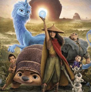 raya and the last dragon movie code giveaway
