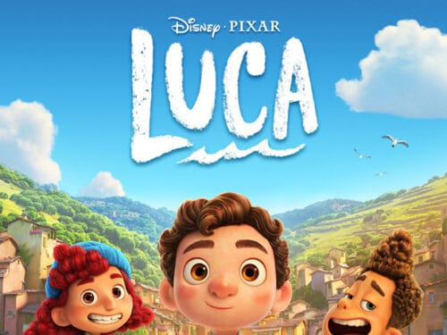 Disney pixar luca movie review