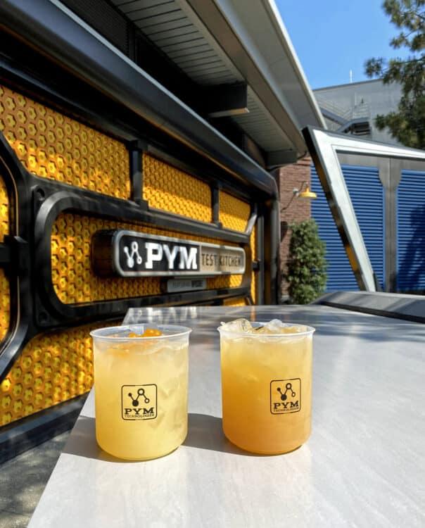 pym's tasting lab cocktails