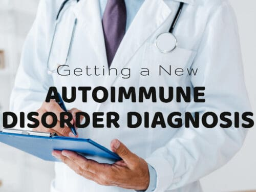getting an autoimmune disorder diagnosis