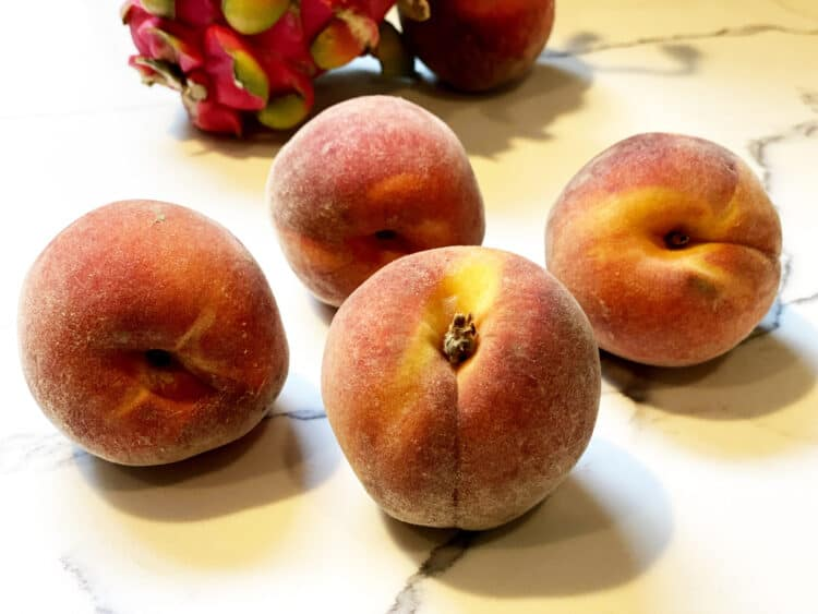 melissa's produce peaches