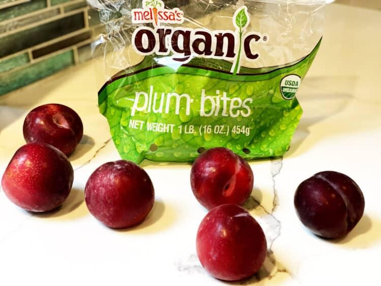 Melissa's produce plum bites