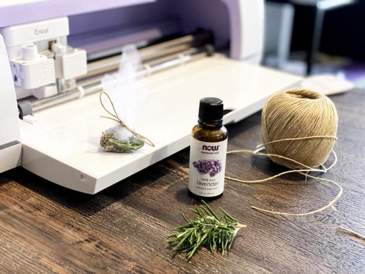 homemade skin care products with Cricut