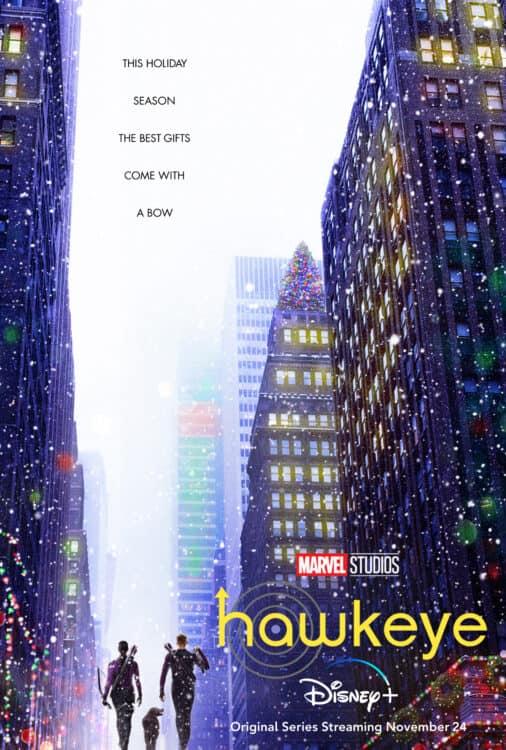 Hawkeye on disney plus