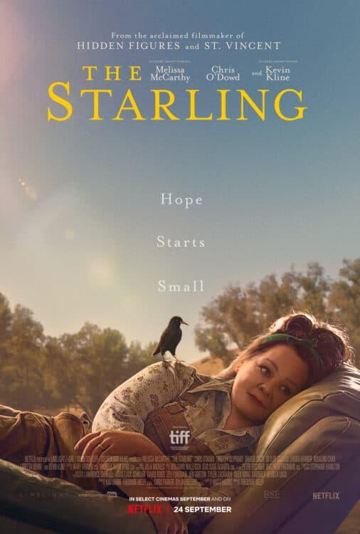 Netflix movie the starling