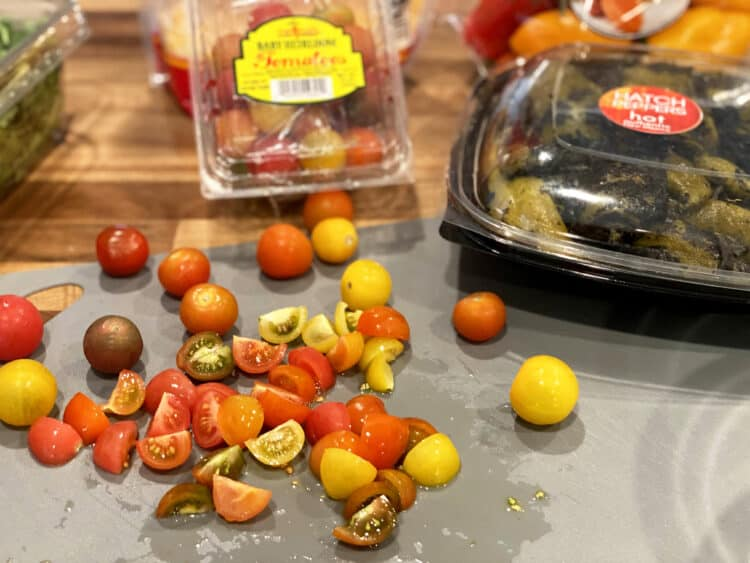 melissa's heirloom tomatoes