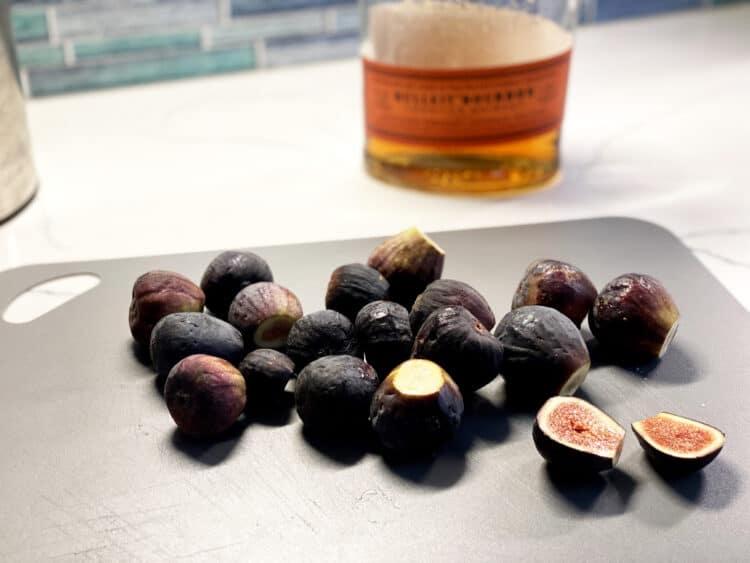refrigerator fig jam with bourbon