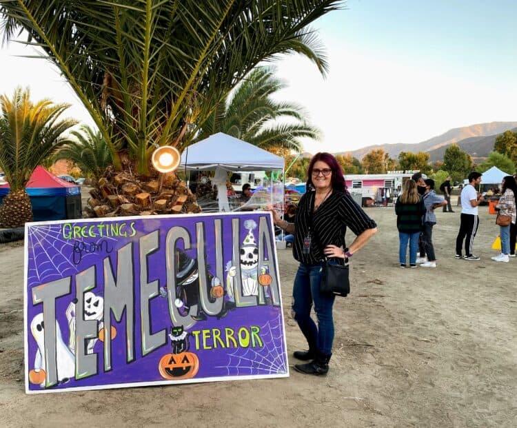 halloween fun in Temecula terror