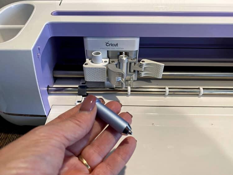 Cricut foil transfer kit tip
