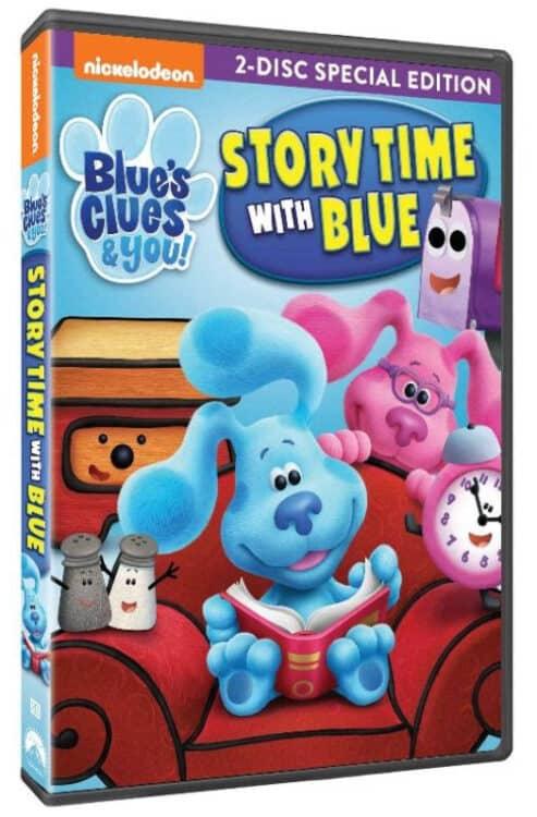 blue's clues 25th anniversary dvd